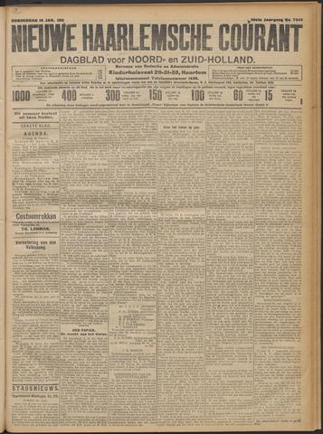Nieuwe Haarlemsche Courant 1911-01-19