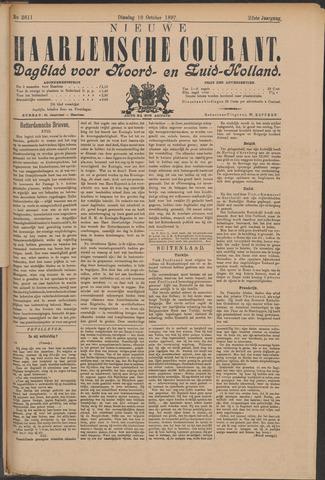Nieuwe Haarlemsche Courant 1897-10-19