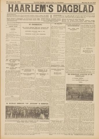 Haarlem's Dagblad 1926-06-28