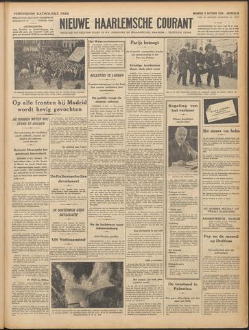Nieuwe Haarlemsche Courant 1936-10-05