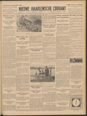 Nieuwe Haarlemsche Courant 1938-07-23