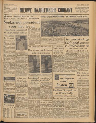 Nieuwe Haarlemsche Courant 1963-05-20