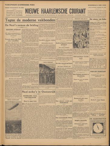 Nieuwe Haarlemsche Courant 1933-05-03
