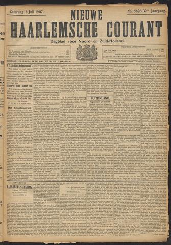 Nieuwe Haarlemsche Courant 1907-07-06