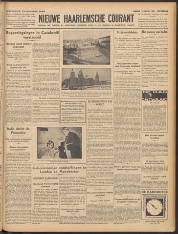 Nieuwe Haarlemsche Courant 1939-01-17