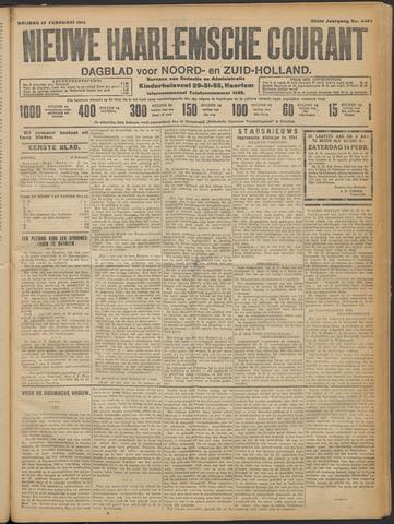 Nieuwe Haarlemsche Courant 1914-02-13