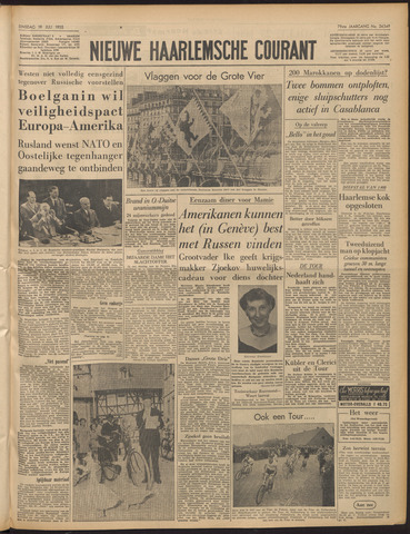 Nieuwe Haarlemsche Courant 1955-07-19