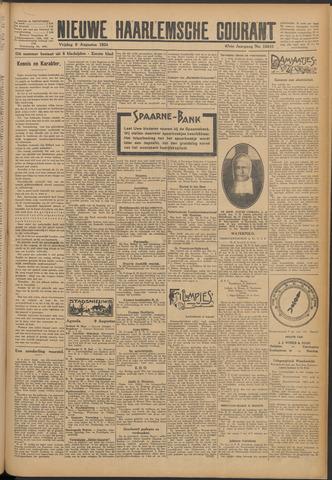 Nieuwe Haarlemsche Courant 1924-08-08