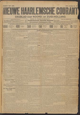 Nieuwe Haarlemsche Courant 1909-10-01