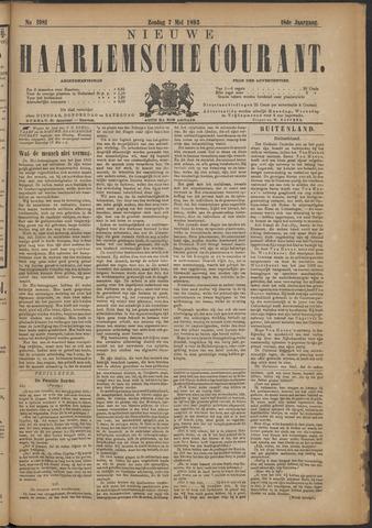 Nieuwe Haarlemsche Courant 1893-05-07