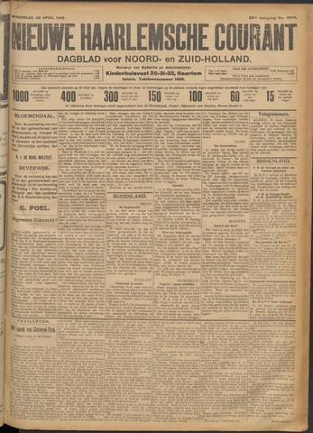 Nieuwe Haarlemsche Courant 1908-04-29