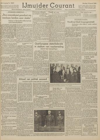 IJmuider Courant 1948-01-19