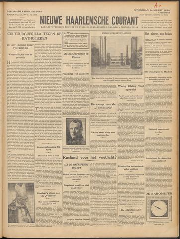 Nieuwe Haarlemsche Courant 1934-03-14
