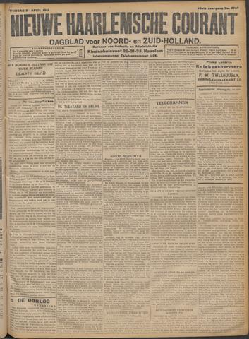 Nieuwe Haarlemsche Courant 1915-04-23