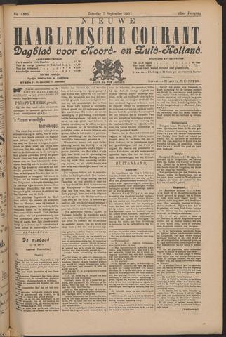 Nieuwe Haarlemsche Courant 1901-09-07