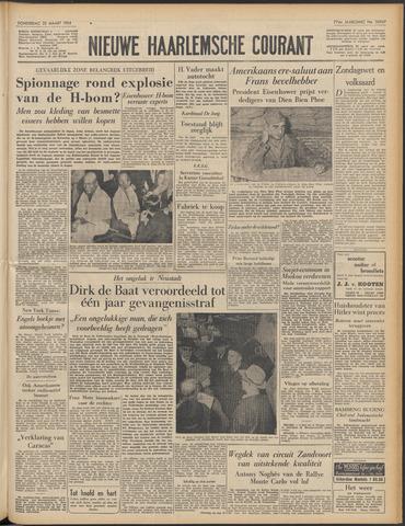Nieuwe Haarlemsche Courant 1954-03-25