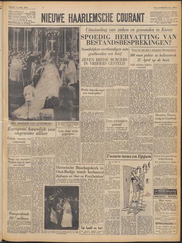 Nieuwe Haarlemsche Courant 1953-04-10
