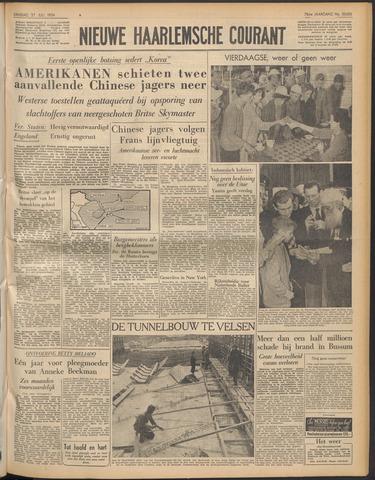 Nieuwe Haarlemsche Courant 1954-07-27