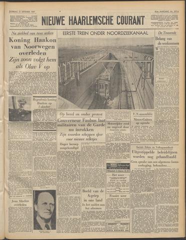 Nieuwe Haarlemsche Courant 1957-09-21