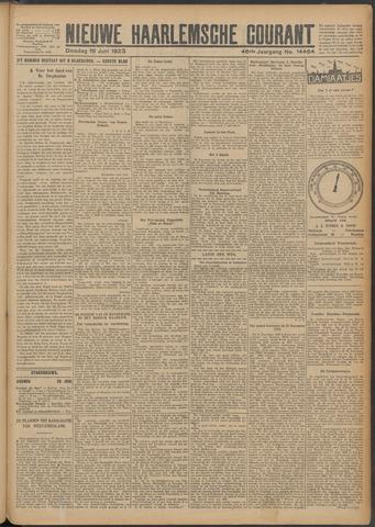 Nieuwe Haarlemsche Courant 1923-06-19