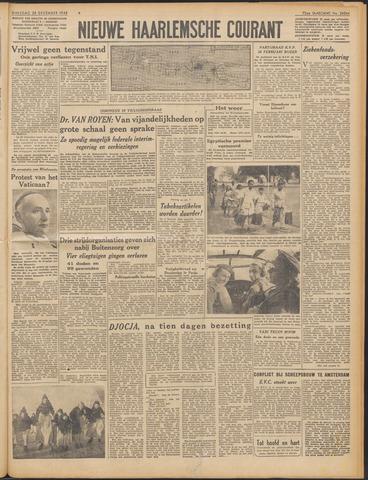 Nieuwe Haarlemsche Courant 1948-12-28