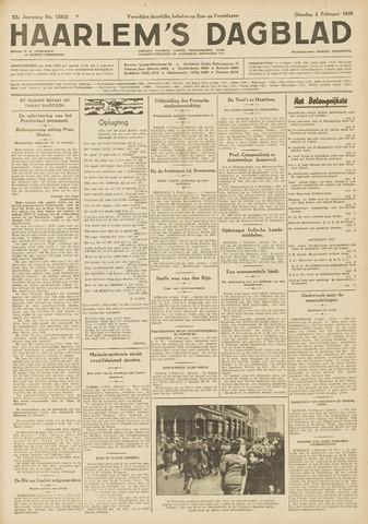 Haarlem's Dagblad 1935-02-05