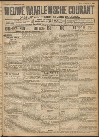 Nieuwe Haarlemsche Courant 1911-08-10