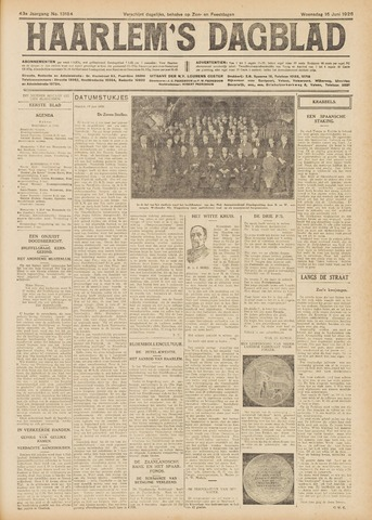 Haarlem's Dagblad 1926-06-16