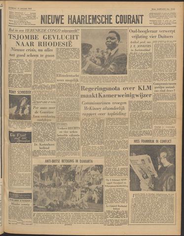 Nieuwe Haarlemsche Courant 1963-01-12