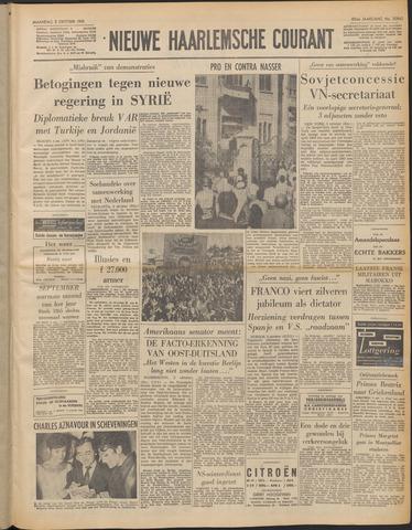 Nieuwe Haarlemsche Courant 1961-10-02