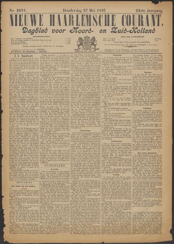 Nieuwe Haarlemsche Courant 1897-05-27