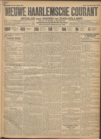 Nieuwe Haarlemsche Courant 1912-10-28