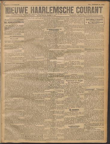Nieuwe Haarlemsche Courant 1919-10-17