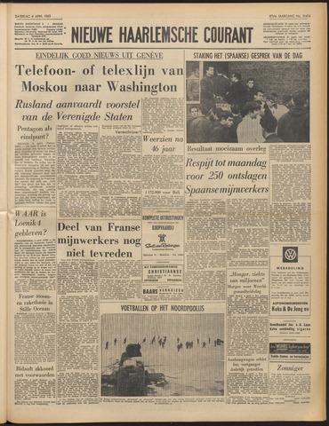Nieuwe Haarlemsche Courant 1963-04-06
