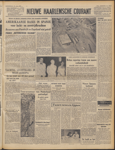 Nieuwe Haarlemsche Courant 1951-07-19