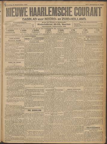 Nieuwe Haarlemsche Courant 1915-09-15