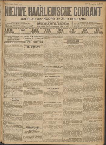 Nieuwe Haarlemsche Courant 1916-03-01