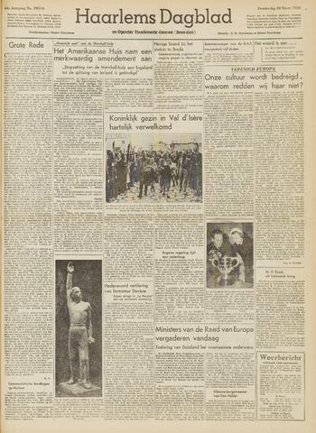 Haarlem's Dagblad 1950-03-30