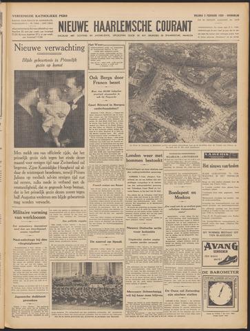 Nieuwe Haarlemsche Courant 1939-02-03