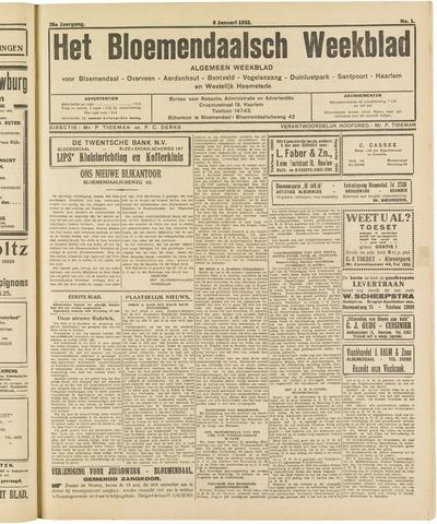 Het Bloemendaalsch Weekblad 1932