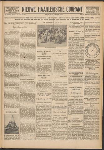 Nieuwe Haarlemsche Courant 1932-03-04