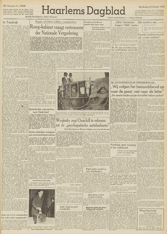 Haarlem's Dagblad 1947-10-23
