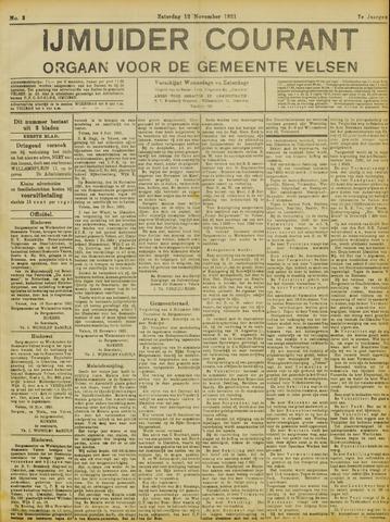 IJmuider Courant 1921-11-12