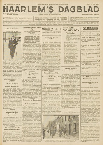 Haarlem's Dagblad 1935-07-19