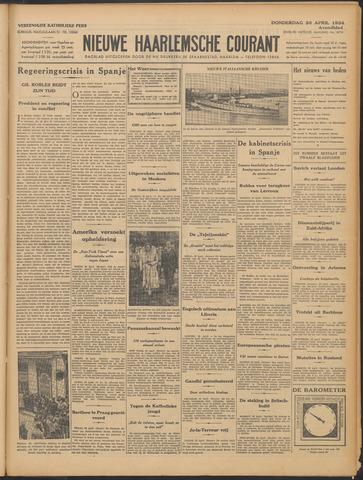 Nieuwe Haarlemsche Courant 1934-04-26