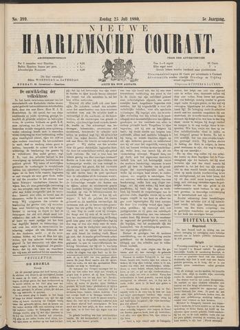 Nieuwe Haarlemsche Courant 1880-07-25