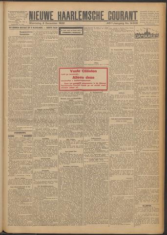 Nieuwe Haarlemsche Courant 1922-12-06