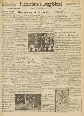 Haarlem's Dagblad 1950-11-22