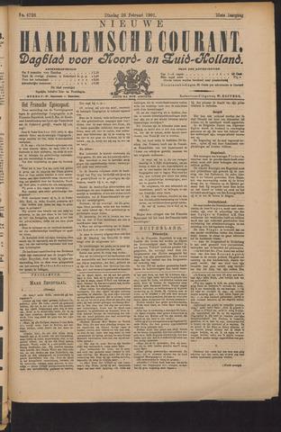 Nieuwe Haarlemsche Courant 1901-02-26