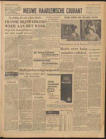 Nieuwe Haarlemsche Courant 1963-04-04